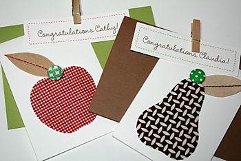 Giveaway congratulations!