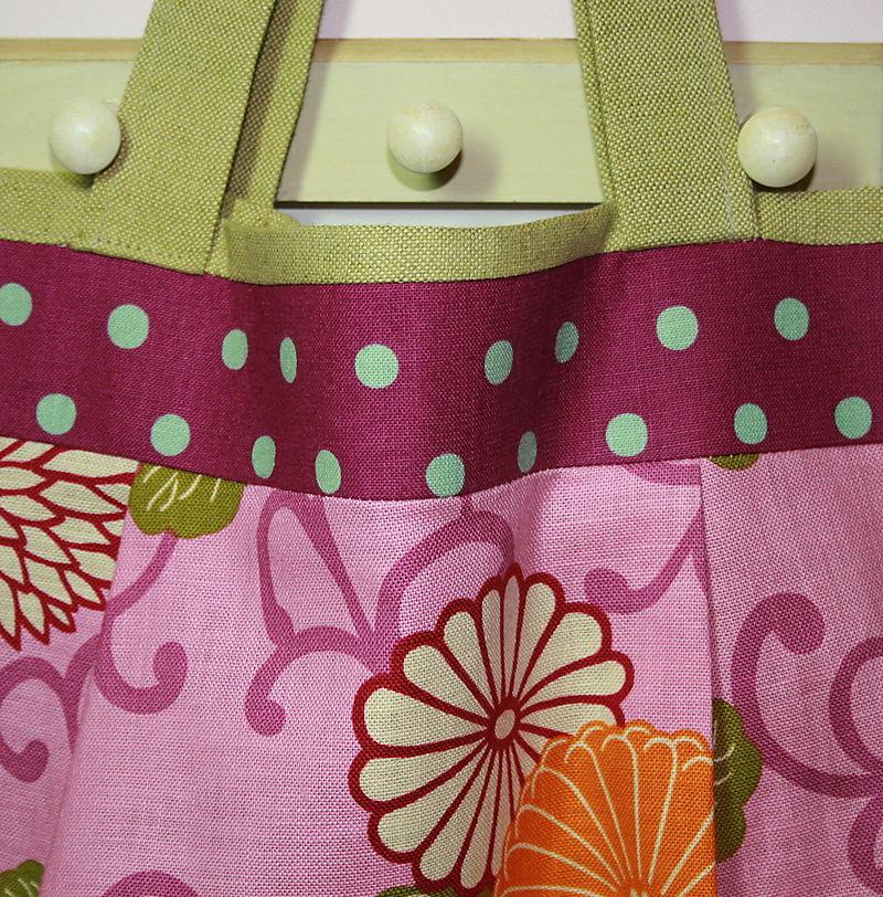 Kwik Sew 3526 Bag Detail