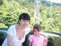 Me & Cee Cee on Skyrail