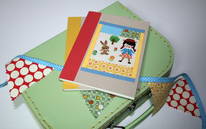 Blog birthday giveaway notebooks