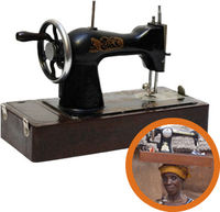 Care Sewing Machine