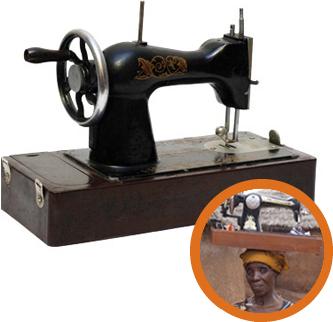 Care Sewing Machine