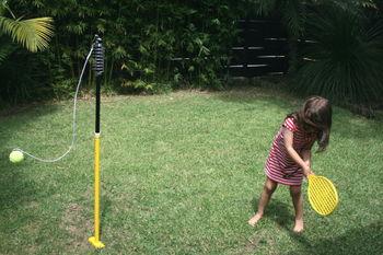 Totem tennis