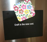 Craft is the new cool