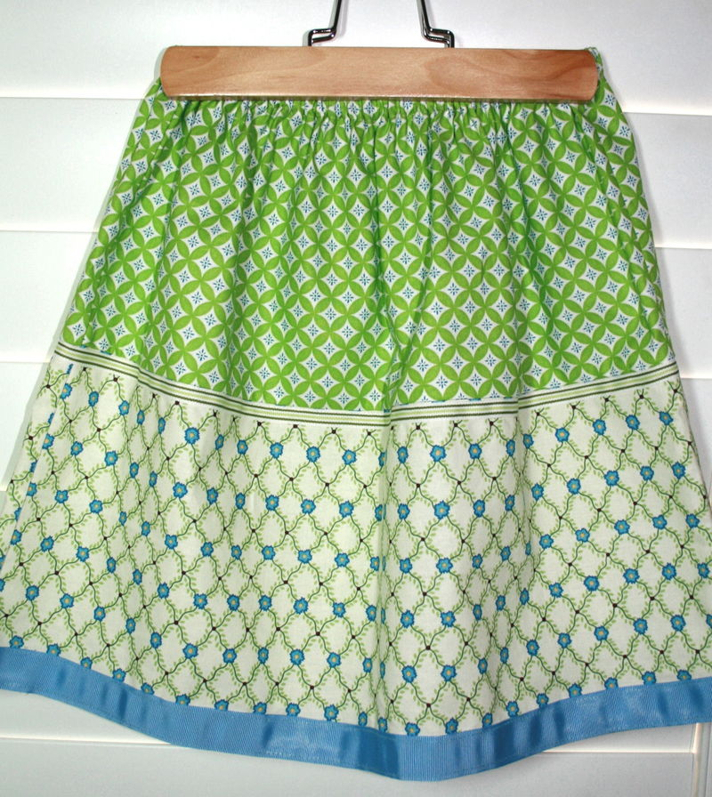 Two Fat Quarters Skirt