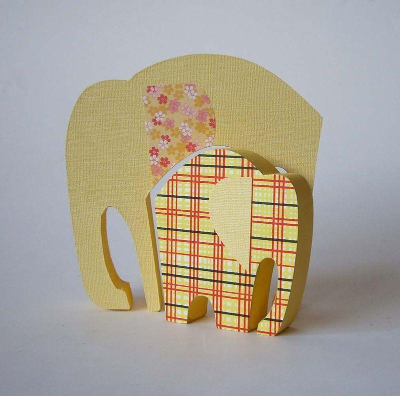 Gypsy and Twink Elephants