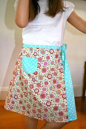 Wrap Up Skirt Etsy Photo 4