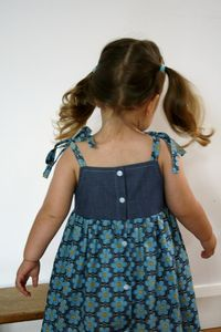 PPS AMH on child back