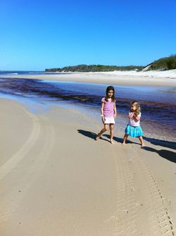 Beach Fraser Is