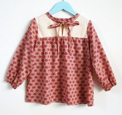 Wink Blouse Front