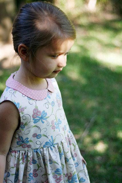 Madeline Dress Fl D 3
