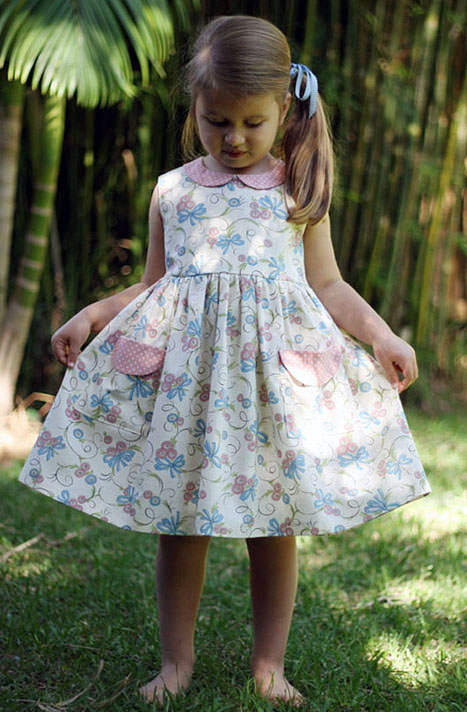 Madeline Dress Fl D 5