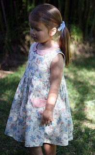 Madeline Dress Side Fl D Small