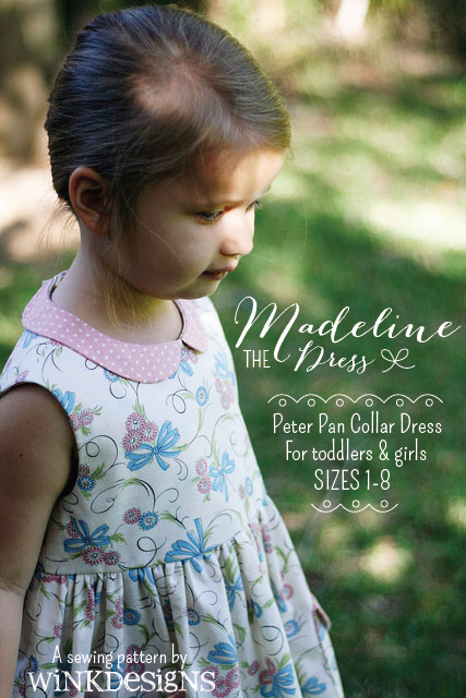 Madeline Dress Cover Photo