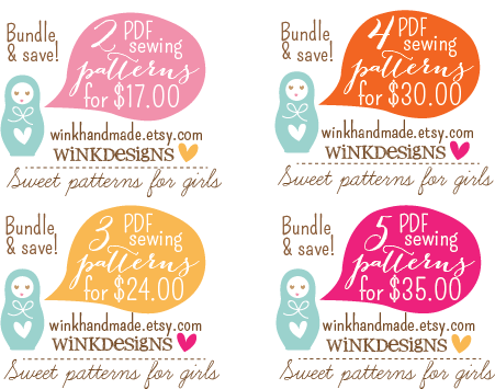Pattern bundle