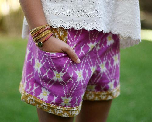 Top & Shorts Fl D 2