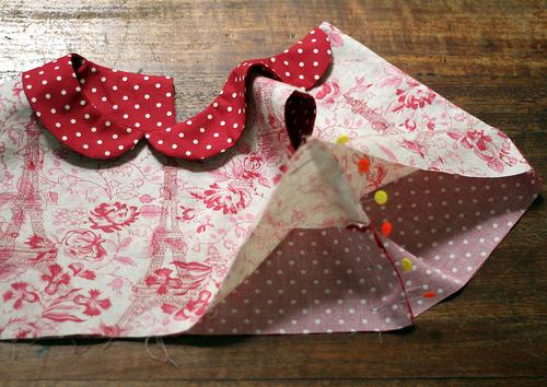 Madeline Dress Step 5