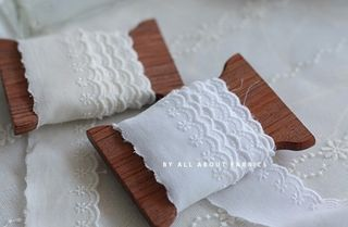 Lace by SonSu on etsy