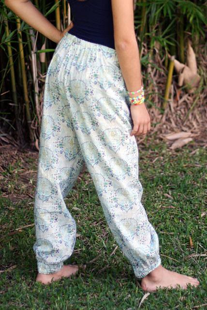 Pants modelled 4