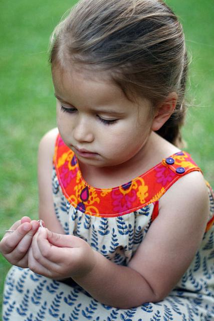 Little Ellie Indian Cottons Fl D 1