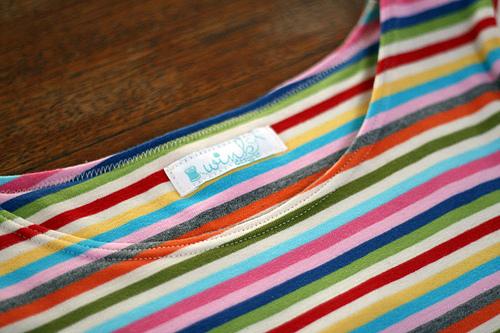 Knit Dress Fl D 1