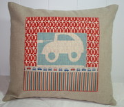Linen_car_cushion_front_2